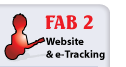 FAB2 Website Development and e-Tracking